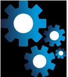 Machineonderdelen op maat metaalbewerking constructie